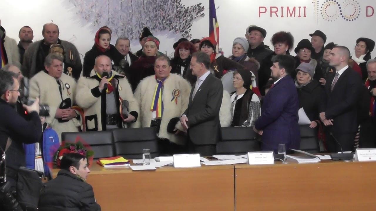 Caravana Unirii, la Turda (28.11.2018)
