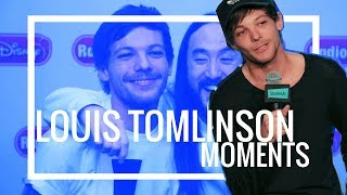 Louis Tomlinson moments 2017 | Cute and Funny moments