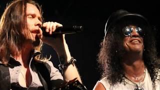 I hold on -Slash ft Myles kennedy (acoustic)