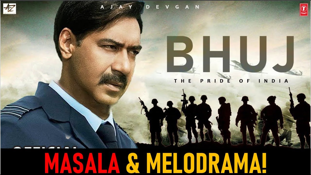 Bhuj: The Pride Of India   Trailer Analysis   Does it do justice to the actual events that unfolded?
