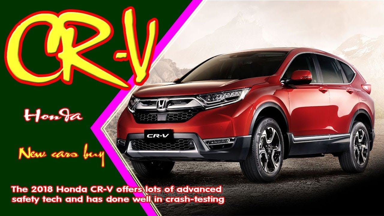 2018 honda cr v 2018 honda cr v release date 2018. Black Bedroom Furniture Sets. Home Design Ideas