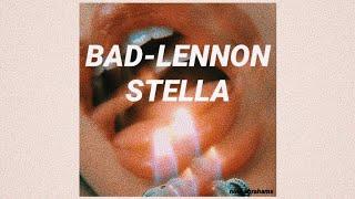 Bad Lyrics-Lennon Stella