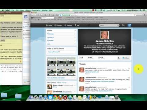 how to get tons of twitter followers fast