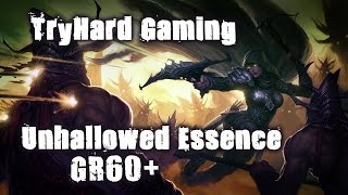 Unhallowed Essence Build - Greater Rift 62+ Demon Hunter Guide