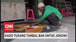 Video Kado Tukang Tambal Ban untuk Presiden Jokowi Mantu download MP3, 3GP, MP4, WEBM, AVI, FLV Oktober 2018