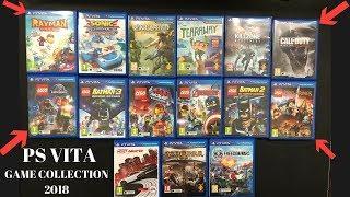 Ps vita Game Collection 2018: Sony playstation vita games: Sony vita games