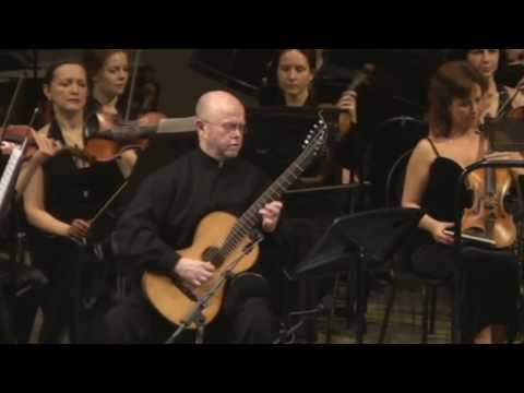 Pavel Steidl Plays Mauro Giuliani - Guitar Concerto No. 1 In A