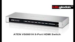 ATEN VS0801H 8-Port HDMI Switch Harga