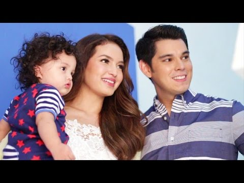 Watch: Behind the Scenes from Richard, Sarah and Baby Zion's First Magazine Cover