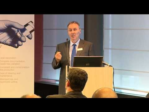 Alfa Laval Pharma Academy -- Part 3 of 3:  Effective & efficient vessel cleaning