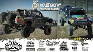 2015 Mint 400 Youtheory Racing