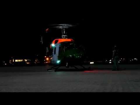 Bell 212 ZJ964 @ RAF Northolt