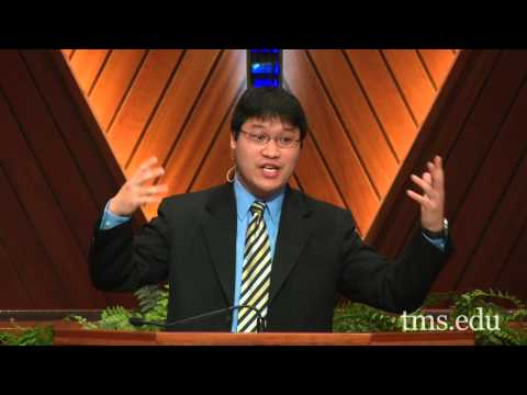 "Abner Chou ""The Need for Christian Intellectual Engagement"" Acts 17:22-31"