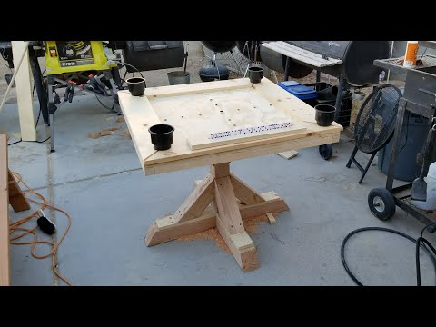 Domino table Project