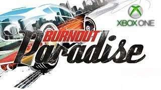 Vídeo Burnout Paradise Remastered