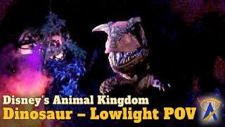 Dinosaur - 2017 Ride POV at Disney's Animal Kingdom