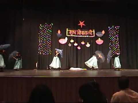 Neeli Chatri - Ishani Diwali Dance (7 Nov 2009)