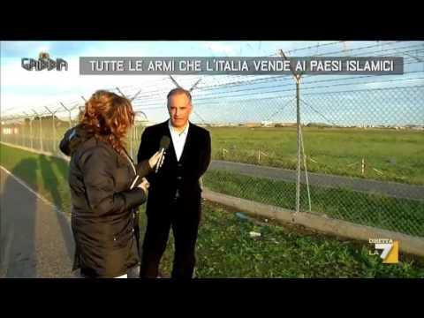 Tutte le armi che l'Italia vende ai paesi islamici