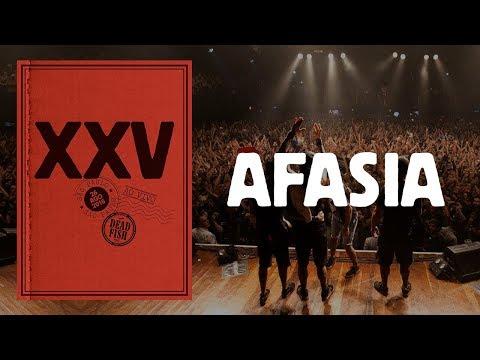 Dead Fish - Afasia (XXV Ao Vivo Em SP)