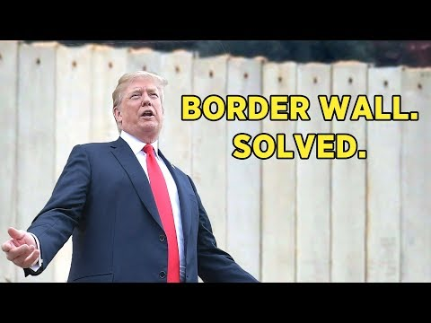 The Real Solution to the Border Wall Crisis | Illegal Immigration | America Uncovered