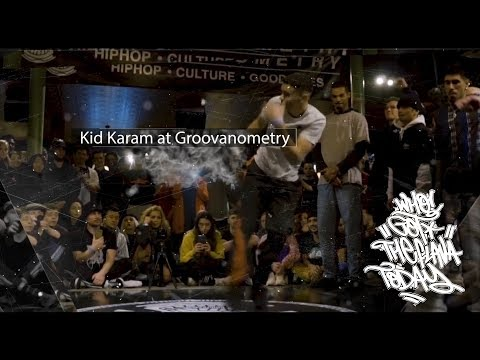 Who Got The Flava Today? Kid Karam at Groovanometry