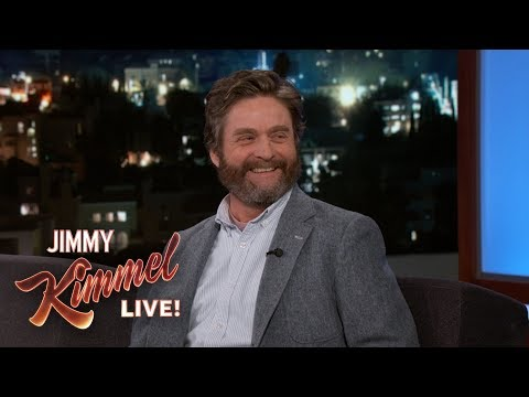 Download Youtube: Zach Galifianakis Has Had the Same Car for 20 Years