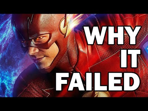 The Flash: Why Season 4 Failed