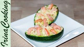 Салат с авокадо и креветками | Avocado & Shrimp Salad Recipe
