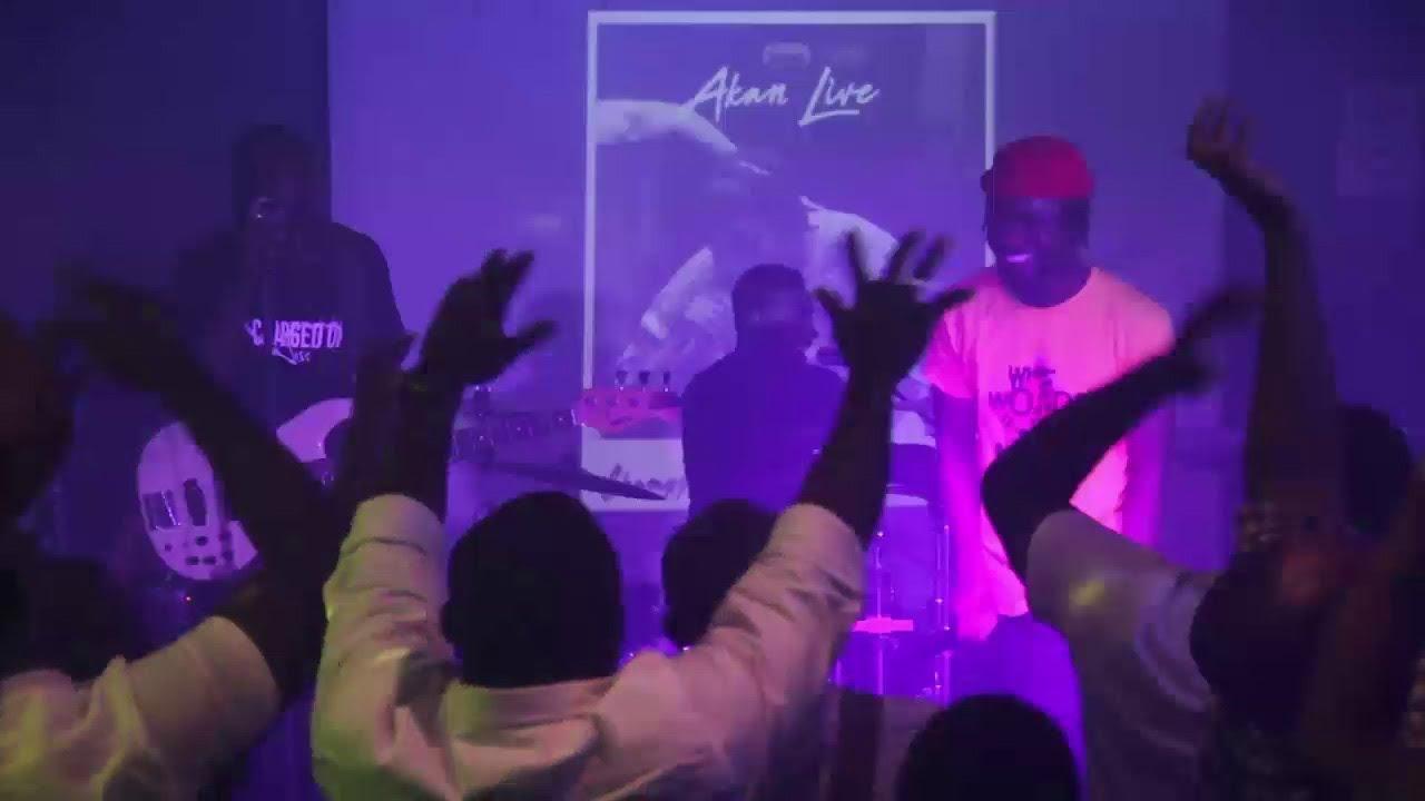 Download Pure Akan- Me Sika Aduro (Live at Chmaps Bar)