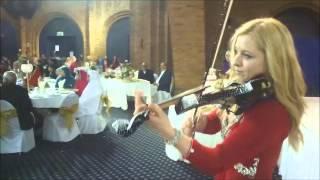 Tum hi ho & Saans, Bridal Entrance Violin Walk In, Bollywood Violinist, Manchester, Birmingham, UK