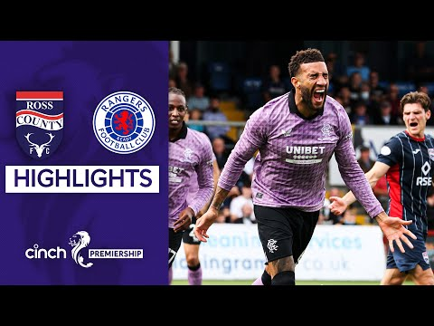 Ross County Rangers Goals And Highlights