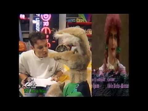 Children's BBC Continuity  Monday 31st October 1994