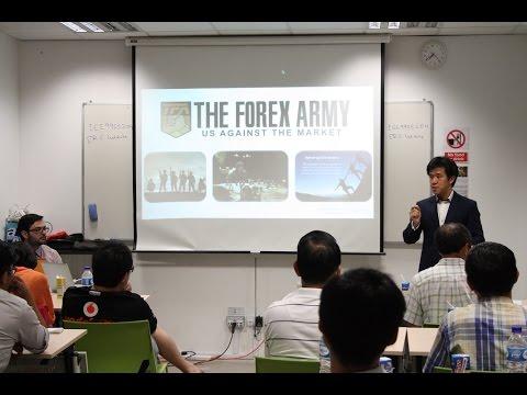 Alvexo World Academy Tour - Singapore