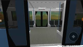 All you watch Roblox Subway doors closing
