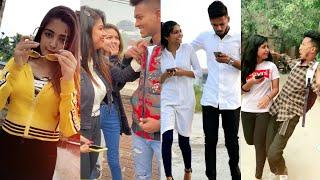 Ek To Kam Zindagani usse bhi Kam Hai Jawani latest Tik Tok video