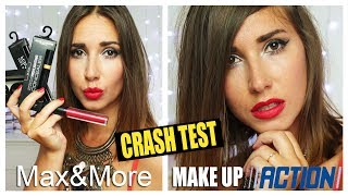 CRASH TEST Maquillage Max&More ACTION | 100% Cruelty Free