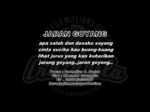 JARAN GORANG VIDEO LIRIK - Cornelius & Junior