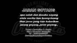 JARAN GORANG VIDEO LIRIK - Cornelius & Junior