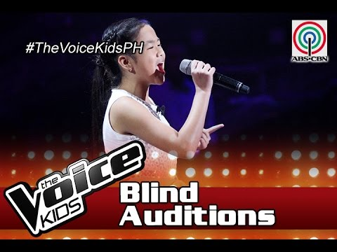 "The Voice Kids Philippines 2016 Blind Auditions: ""Defying Gravity"" by Natalie"