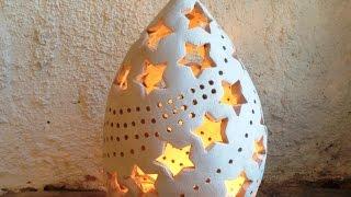 Keramik Sternenlicht