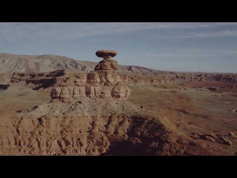 Southern Utah Landscapes by Drone in 4K