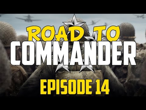 Call of Duty: WWII - Road to Commander - Episode 14! (COD WWII RTC)