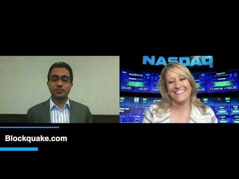 BlockQuake | Digital Asset Trading Platform | Antonio Brasse, CEO & Co-Founder