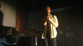"Duncan Laurence ""Wake Up Love"" (I Miss You) Live @ Zonnehuis"