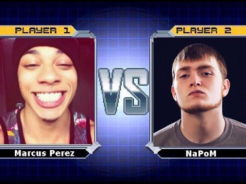 Marcus Perez vs NaPoM | BEATBOX BATTLE P/5