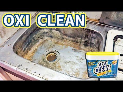 OxiClean wash a