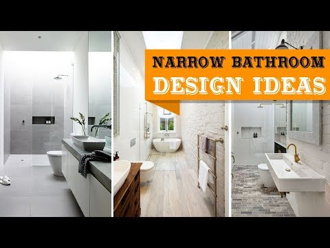 35 Long Narrow Bathroom Design Ideas Youtube,Walk In Closet Ideas For Small Bedroom