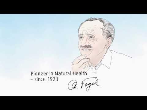 Alfred Vogel: Ο δρόμος προς την Υγεία και την Ευτυχία