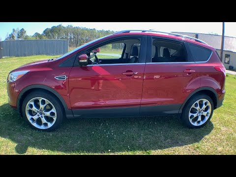 2016 Ford Escape Jacksonville Swansboro New Bern Burgaw ...