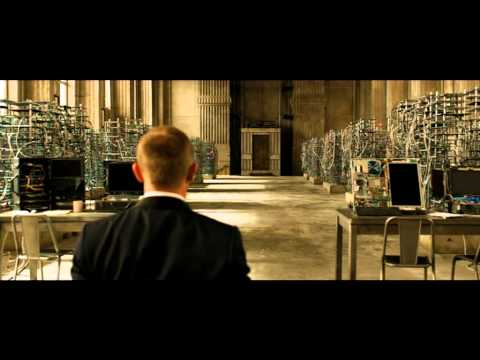 James Bond - Skyfall - Offizieller Trailer in Deutsch